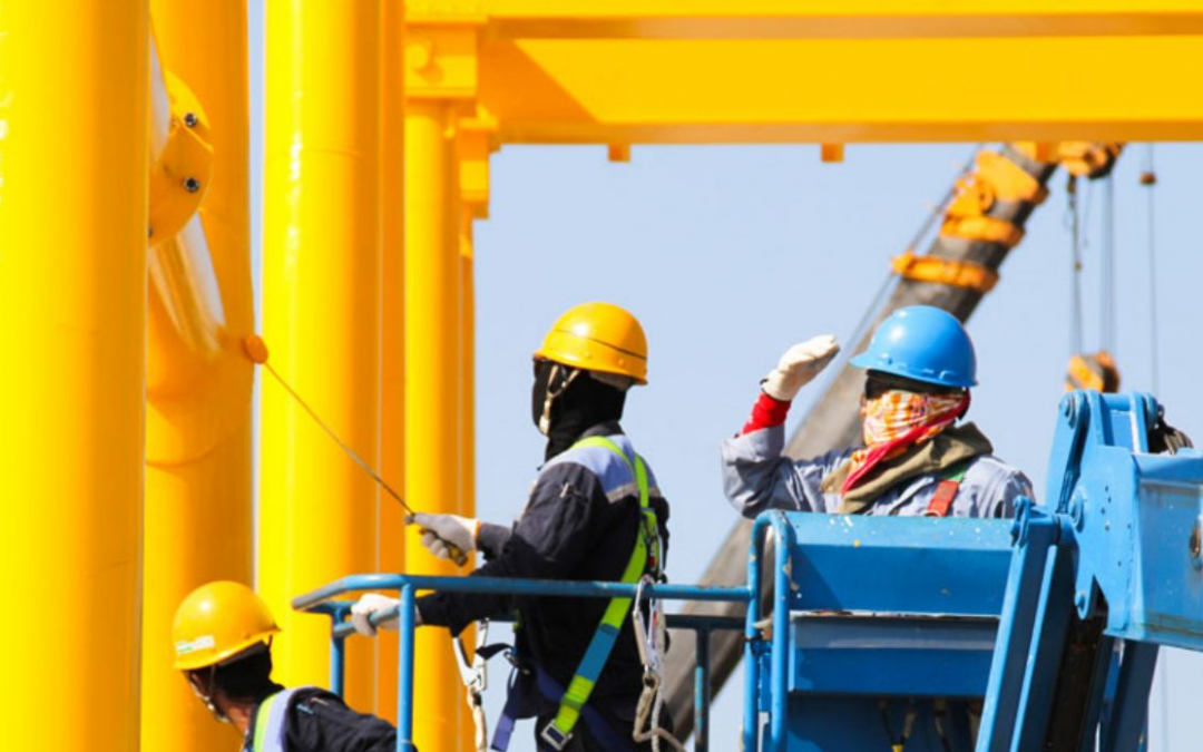 What Are Industrial Coatings?